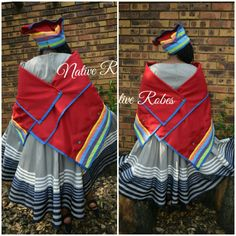 African Clothes, African Fashion Dresses, African Traditional Dresses, Traditional Outfits, Xhosa Attire, African Design, Style Fashion, Ethnic, Culture