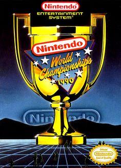 NWC, Nintendo World Championships, poster