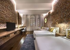 "Hotel boutique ""Loke Thye Kee Residences"", Penang, Malasia - Ministry of Design George Town, Geometric Tiles, Design Furniture, Design Awards, A Boutique, Boutique Hotels, Decoration, New Homes, Interior Design"