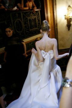Spectacular Entertaining Events|- Scotland Destination Wedding| | Serafini Amelia| Scottish Whimsical Wedding| Castle Venue| Backstage Valentino Haute Couture, Fall 2010