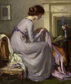 The Silken Gown by Robert Hope