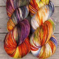 Soul Food - Yowza - Babette | Miss Babs Hand-Dyed Yarns & Fibers, Inc.
