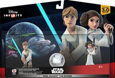 Disney Infinity 3.0 - Star Wars Ride Against the Empire Play Sey