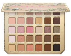 Too Faced Summer 2017 Natural Love Palette – Beauty Trends and Latest Makeup Collections | Chic Profile