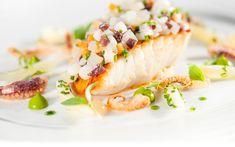 Photo of Pied à Terre, Michelin star restaurant London: #food; #hautecuisine; #foodart