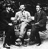 Trifko Grabez , Djuro Surac, Gavrilo Princip