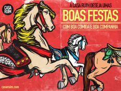 Boas Festas! Happy Holidays! 2010 by Casa Ruim