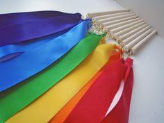 ribbon streamer for dancing