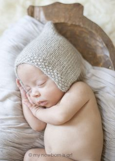 PATTERN for Newborn Pixie Cap by cstirlen on Etsy, $5.00