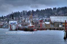 Maritime Museum Astoria Oregon