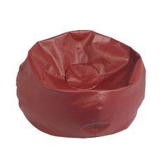 "Classic Bean Bag, Junior (26"") - Red"