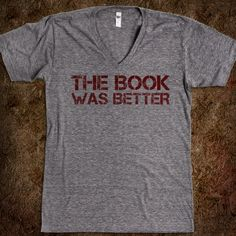 The book was better.-I want it!