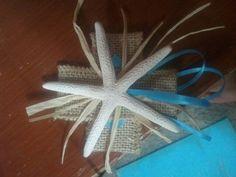 Starfish boutineer