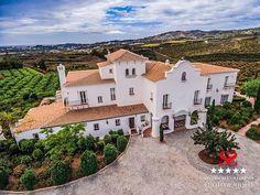 Aerial photos of Hotel Cortijo Bravo from Silverscreen Weddings Photo & Video Drone #cortijobravo #silverscreenphotographyvideo #silverscreendigitalmedia #silverscreenweddings