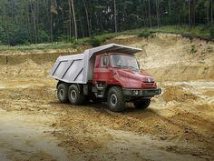 Tatra T163-38ESKT 6x6.2 Jamal Motor Car, Monster Trucks, Czech Republic, Buses, Offroad, Vehicles, Classic, Design, Truck