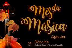 Elvas: Mês da Música em Outubro com quatro concertos   Portal Elvasnews