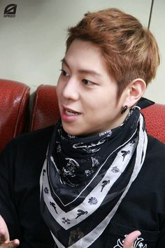 #kpop #speed #taewoon amazing how much he looks like his brother Zico