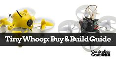 In this article we cover everything you need to know to buy or build your own Tiny Whoop. From beginners to experienced pilots we cover all options.