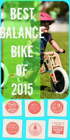 Click here to find out why this is the best balance bike of 2015 http://kiddokorner.com/wishbone-design-studio/wishbone-design-3-in-1-bike.html $229