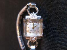 4d5577f38a542 Elgin Ladies Watch Vintage Watches Starlite 17 Jewels