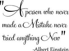 Albert Einstein Quote!