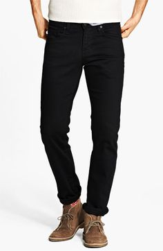 $168, Matchbox Slim Fit Jeans by AG. Sold by Nordstrom. Click for more info: http://lookastic.com/men/shop_items/138911/redirect