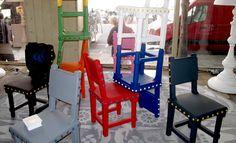 Moooi Gothic chairs!