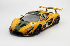 McLaren - P1 GTR 2015 Geneva Motor Show