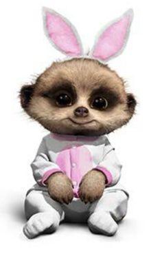 Oleg's first Easter