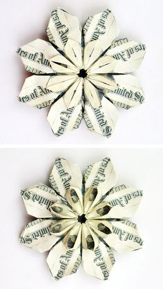 54 best money flowers origami images on pinterest in 2018 money beautiful money flower two options modular origami out of dollar bills tutorial today mightylinksfo