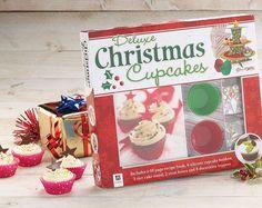 Christmas Cupcake Book