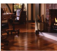 Jatoba hardwood flooring - the most popular & beautiful hardwood of all!