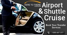 West Sydney airport shuttle services of Here To There brings amazing and exciting offers for tourists and travelers coming from all over the world. Facility to book in advance, just take 2-3 minutes give you a hassle free booking.