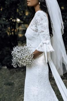 Best Wedding Dress Trends for 2021 Brides – Bridal Musings – Grace Loves Lace Elysian Collection – Bridal Accessories 7