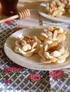 Fazwellos next time Bakery Recipes, Cookie Recipes, Dessert Recipes, Sweet Pastries, Italian Desserts, Beignets, Creative Food, Cake Cookies, Gastronomia