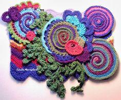 Aventures Textiles: Freeform
