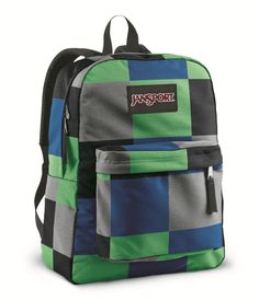 Jansport Black Label Superbreak Backpack In Blue Streak Giant Blue Streaks,  Kids Backpacks, Jansport 33fa75b646