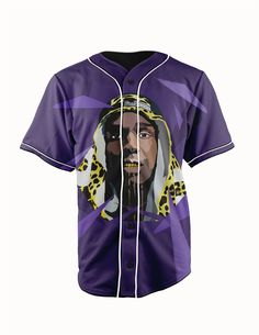 Asap Rocky Purple... http://www.jakkoutthebxx.com/products/real-american-size-asap-rocky-a-ap-mob-3d-sublimation-print-custom-made-purple-button-up-baseball-jersey-plus-size?utm_campaign=social_autopilot&utm_source=pin&utm_medium=pin  #wanelo #shoppingtime #whattobuy #onlineshopping #trending #shoppingonline #onlineshopping #new