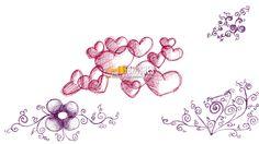 Diary Doodles Photoshop Brushes, Brush Set, Doodles, Fun, Face Brush Set, Donut Tower, Doodle, Hilarious, Zentangle
