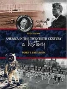 America in the Twentieth Century: A History « Library User Group <3