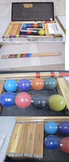 Croquet 117210 Parkside 8 Player Set With Carry Case It Now
