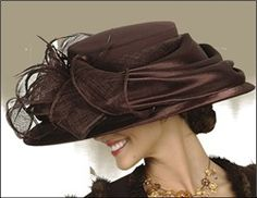 I love this hat although I'd prefer it in a slightly lighter color ~ sg