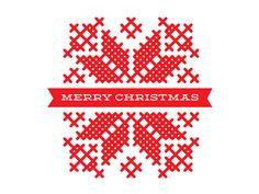 Cross-stich-christmas-dribbble