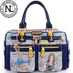 Handbags For Women Unique Handbags, New Handbags, Discount Handbags, Cheap Handbags, Fashion Handbags, Purses And Handbags, Fashion Bags, Nicole Lee Handbags, Jordan Shoes For Women