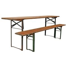 Awesome German Beer Garden Table Arriving Soon !