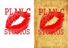 Plan c studios kiss logo krizsan