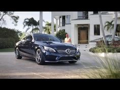 Mercedes-Benz USA: Mercedes-Benz 2017 C-Class Coupe – Video Brochure with Rickie Fowler