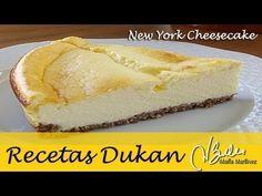 ▶ Adelgazar: Tarta de queso y galleta (Dieta Dukan Crucero) / Diet New York Cheesecake - YouTube