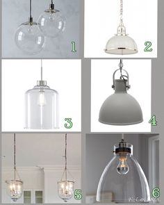 Kitchen Lighting Ideas Top 6 Hamptons Style pendant lights More - There are so many gorgeous pendant lights available, I've been busy researching and these are my top 6 Hamptons style kitchen pendant lights. Modern Kitchen Lighting, Vintage Industrial Lighting, Modern Lighting Design, Kitchen Pendant Lighting, Kitchen Pendants, Modern Lamps, Farmhouse Lighting, Kitchen Modern, Light Pendant