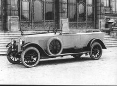 1921 Gräf & Stift SR1
